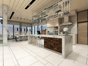 บ้านสไตล์โมเดิร์น บริการออกแบบตกแต่งภายใน P.O. ARCHITECT & INTERIOR CO.,LTD.