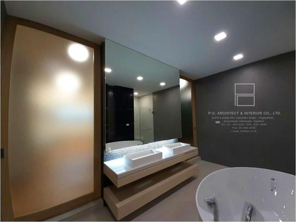 การเลือกกระจกในห้องน้ำ